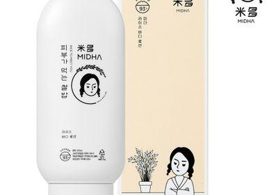Beauty products - [MIDHA] Rice Body Lotion - DESIGN KOREA