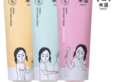 Beauty products - [MIDHA] Rice Hand Cream (3 types) - DESIGN KOREA