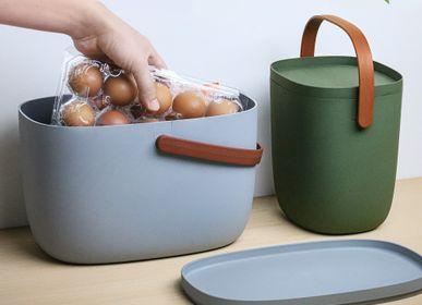 Objets de décoration - Stogo - Quality Kitchenware: Contenant de stockage des aliments 100% recyclable. - QUALY DESIGN OFFICIAL