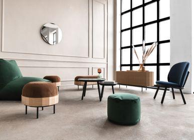 Loungechairs for hospitalities & contracts - Bean bag Tube Barcelona - PUSKUPUSKU