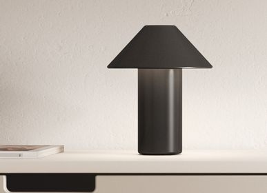 Wireless lamps - ROY Lamp Black - EDGAR