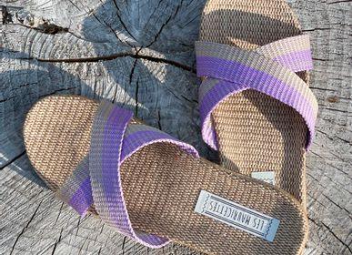 Shoes - Les Mauricettes de Violetta, women's crossed tap - LES MAURICETTES