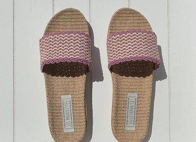 Shoes - Les Mauricettes d'Adelaide, pink women's tap - LES MAURICETTES