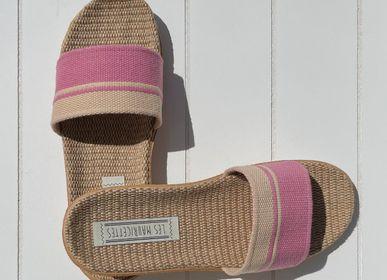Shoes - Les Mauricettes de Leontine, claquettes femme - LES MAURICETTES