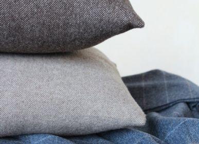 Couettes et oreillers - Coussins décoratifs en laine - GIARDINO SEGRETO