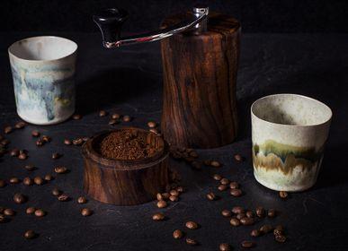 Accessoires thé et café - Moulins à café et manches pour tasseur. - ATELIER PEV