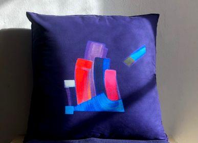 Fabric cushions - Machapu  - IMOGEN HOPE