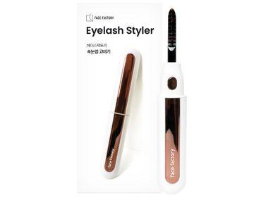 Beauty products - [CUBIST] FACE FACTORY Eyelash Curler - DESIGN KOREA