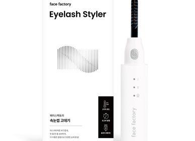 Beauty products - [CUBIST] FACE FACTORY NEW Eyelash Curler - DESIGN KOREA