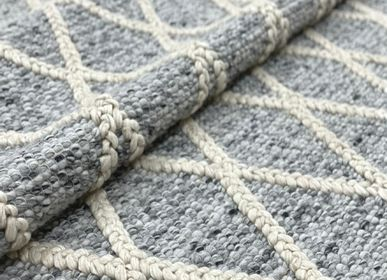 Tapis sur-mesure - Bubble Weave, Pebble Rug and Carpet 1 - INDIAN RUG GALLERY