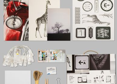 Poster - POSTER KIT - DIY WALL DECORATION ALL INCLUDED - CATWALK