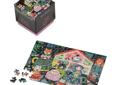 Objets design - 150 pièces Penny Puzzle Du Thé s'il vous plaît mini puzzle puzzle pour adultes - PENNY PUZZLE