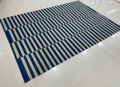 Tapis - Kilim, Dhurrie Rug and Carpet 8 - INDIAN RUG GALLERY