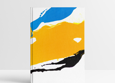 """Stationery - Art Notebook """"The Way 1"""" - AMRES ART"""