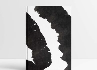 "Stationery - Art Notebook ""Inner Luxury 1"" - AMRES ART"
