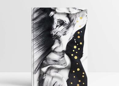 "Stationery - Art Notebook ""Be leaving 3"" - AMRES ART"