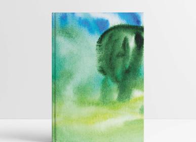 "Stationery - Art Notebook ""Personality Tree"" - AMRES ART"