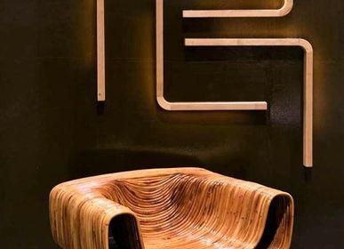 Lounge chairs - Stade Lounge Chair  - FINALI FURNITURE