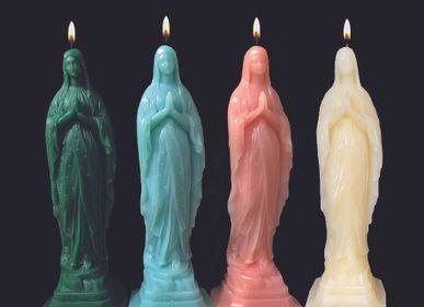 Bougies - BOUGIE PARFUMEE MARY - BAZARTHERAPY EDITION