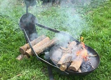 Barbecues - Soro® le brasero peinture haute température - L'ATELIER DES CREATEURS