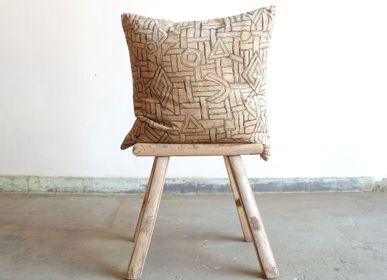 Fabric cushions - Bimba velvet cushion - ML FABRICS