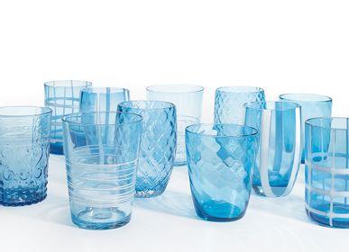 Glass - Melting pot _ tumbler - ZAFFERANO