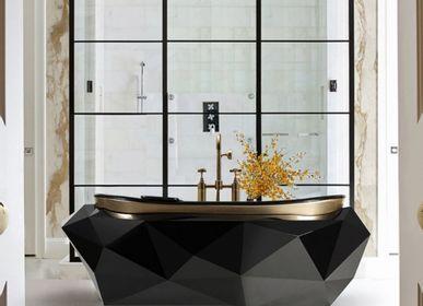 Hotel bedrooms - DIAMOND BATHTUB - MAISON VALENTINA