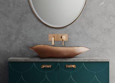 Hotel bedrooms - LAPIAZ VESSEL SINK - MAISON VALENTINA