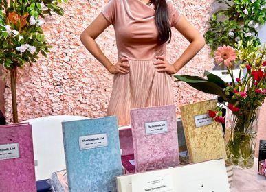 Cadeaux - AWARD-WINNING Gratitude List Journals  - THE GRATITUDE LIST