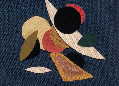 Paintings - Qaywi - Cushion Cover - IMOGEN HOPE