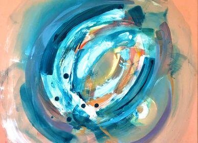 Tableaux - Llenando - peinture en acrylique - IMOGEN HOPE