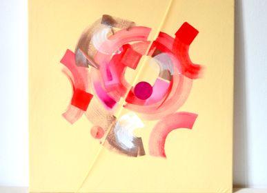 Tableaux - Freedom In Confinement - peinture acrylique originale - IMOGEN HOPE