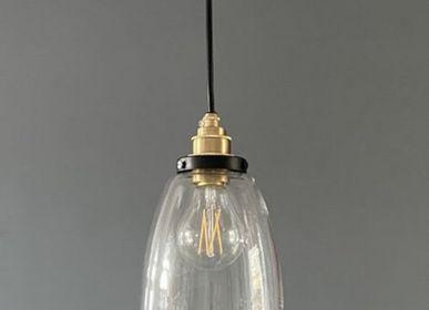 Hanging lights - Glass pendant - L'ATELIER DES CREATEURS