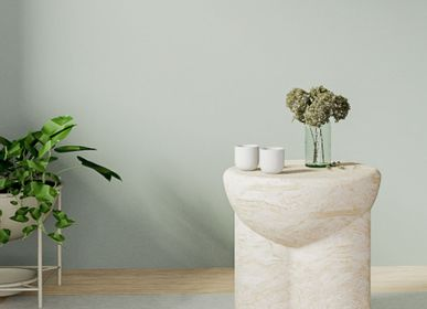 Design objects - METATE STONE SEAT - DESIGN ROOM COLOMBIA