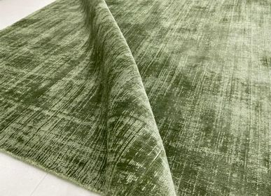 Tapis sur-mesure - Handwoven/ LoomKnotted Viscose and Tencel Rug/ Carpet 13 - INDIAN RUG GALLERY