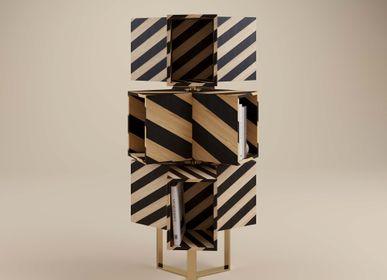 Bookshelves - Emel Cabinet - MALABAR