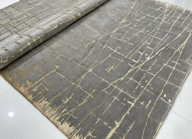 Rugs - Beautiful Direct From Manufacturer Customizable Modern Handtufted Rugs and Carpet 1 - INDIAN RUG GALLERY