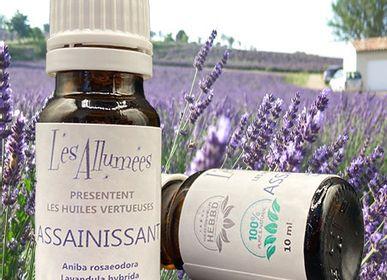 Home fragrances - Disinfectant essential oil - L'ATELIER DES CREATEURS