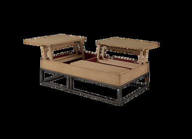 Tables basses - Table basse Bohème I - ZAGAS FURNITURE