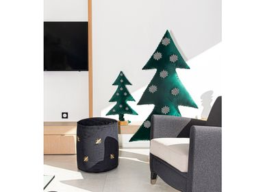Autres décorations de Noël - Sapin de noël tissu  - MX HOME