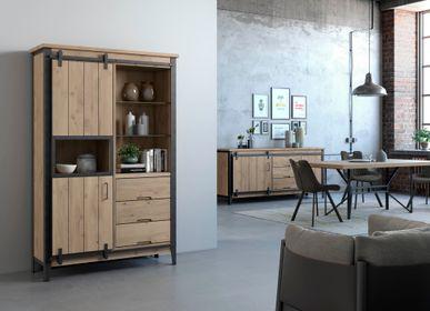 Bookshelves - Queens Cabinet - ZAGAS FURNITURE