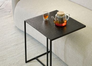 Tables basses - Table d'appoint Triptic  - ETHNICRAFT