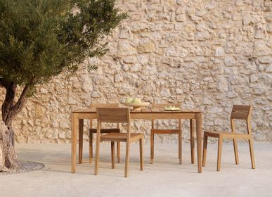 Dining Tables - Teak Bok Outdoor dining table - ETHNICRAFT