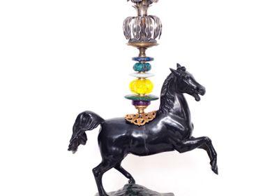 Decorative objects - Moving Horse - ATELIER KLAUS DUPONT