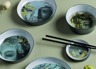 Platter and bowls - QING River- Stackable Tableware - IBRIDE