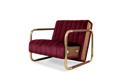 Loungechairs for hospitalities & contracts - Minelli | Armchair - ESSENTIAL HOME