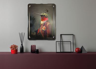 Decorative objects - AMBROISE - Wall Tray - IBRIDE
