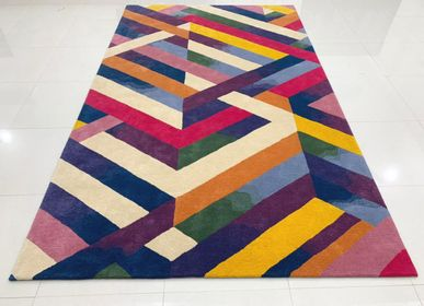 Tapis - Modern Customizable Handtufted Rug and Carpet 6 - INDIAN RUG GALLERY