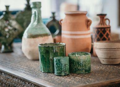 Céramique - Tamegroute - CÔTÉ BOUGIE