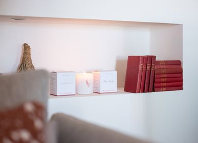 Decorative objects - Terra Nomade - Exceptional Natural Candle - IN TERRA PREZIOSA